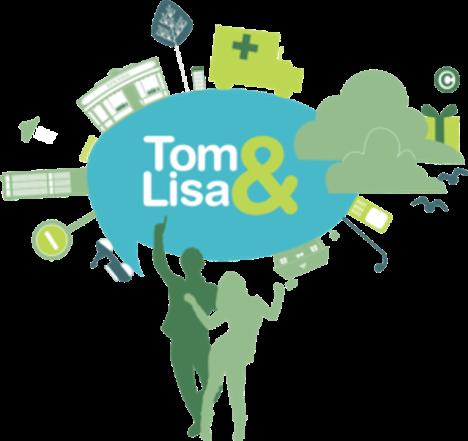 Tom und Lisa